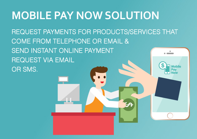 Mobile Pay Now Solution